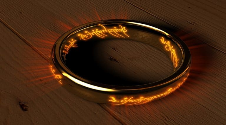 Magic ring spell